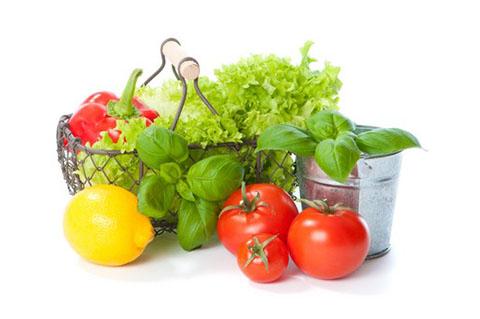 Organic and Dietetic Food